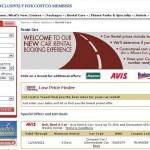 Costco Travel integrates rental car bookings