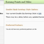 Hilton Double Dip – don't forget to set it up, and fiddlers can toggle based on stay