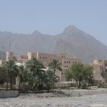 Oman Roadtrip (part 2): fort, closed fort, beehive tombs, really hot