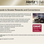 Hertz President's Club for $450 – can it be worth it?!