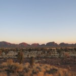 Ayers Rock's neighbor, Kata Tjuta