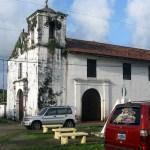 UNESCO-listed Portobelo, Panamá, Sir Francis Drake and his treasure sleep in its seas