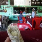 Nicaragua's national dish, the quesillo