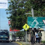 Nicaragua travel guide as road navigator (defeat the sign-less roads)