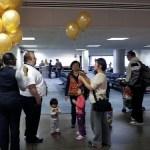 Delta JFK Japan Golden Week celebration
