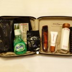 China Eastern Ferragamo Amenity Kit Giveaway