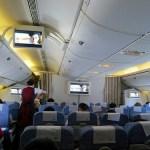 "Beijing-Shanghai Shuttle: ""Is it a 2×2 seating plane?"""