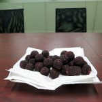 Chinese Bayberries in the Boardroom