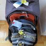 Valentine's Aftermath – She Snipped My Luggage Tags