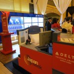 Delta 747 BusinessElite Lands at Grand Central – Japan Week