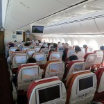 Air India Dreamliner – Awesome Legroom in Coach