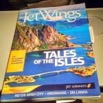 Favorite In-flight Magazine? Mine is Jet Airways