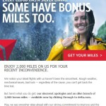 Delta Gave Me 2,000 Miles for Not Flying: Every Cloud Has a Silver Lining