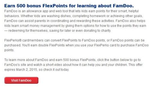 FlexPerks Famdoo 2