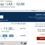 Cabotage and Getting to Guam on a Delta Award