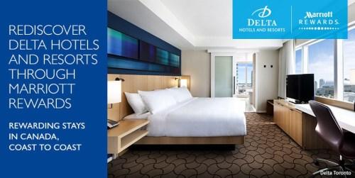 Marriott Rewards Delta Hotels
