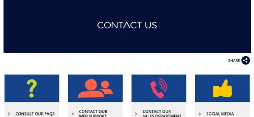 Air France Contacts