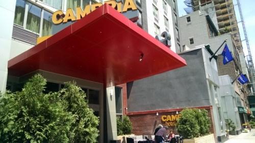 Cambria Suites Chelsea Exterior