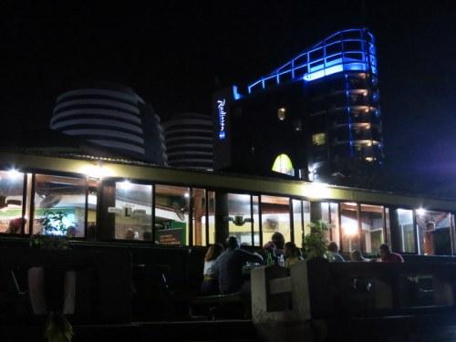 Radisson Blu Maputo Exterior