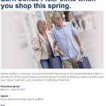 1,050 Free US Bank FlexPoints and Spring Targeted Spend Offers