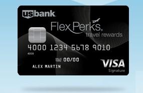 US Bank FlexPerks Travel