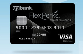 US Bank FlexPerks Travel
