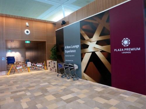 Brisbane New Singapore and Plaza Premium Lounges