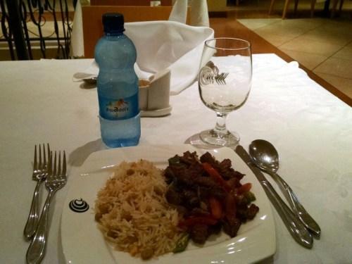 Bole Ambassador Hotel Dinner