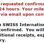 What's Going on with United Awards on Swiss?