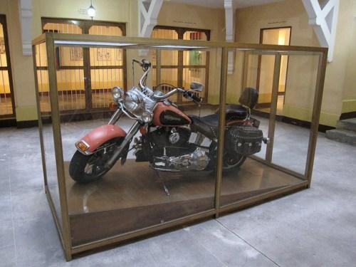 Pablo Escobar's Harley