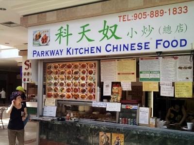 Sheraton Parkway Food Court 04