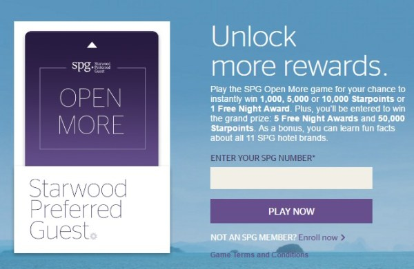 SPG Open More