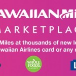 Bonus Miles In-Store at Whole Foods, Lowe's, Gap and More with HawaiianMiles Marketplace