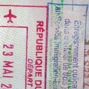 Every Passport Stamp