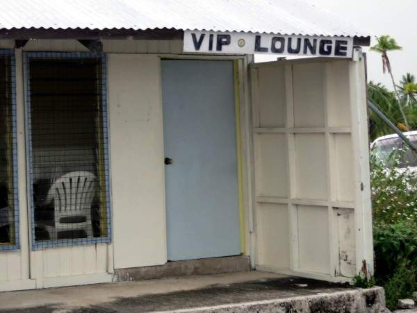 CXI VIP Lounge