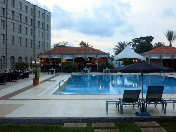 Hilton Malabo Pool