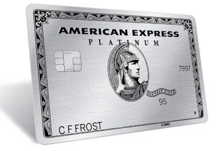 Amex Platinum Metal
