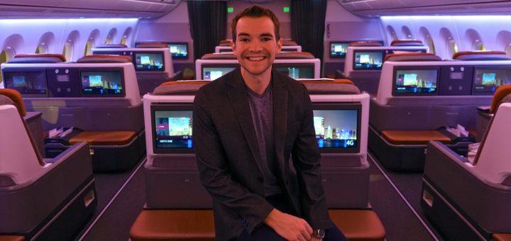 Jared Thrifty Traveler