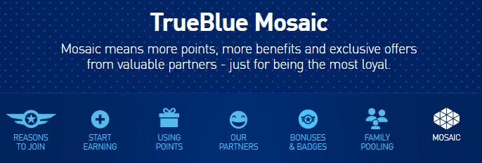 JetBlue Mosaic