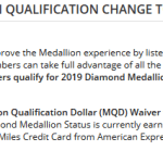 Delta's $250k Dare to Diamonds – 10x Increase on MQD Credit Card Waiver