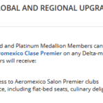 Delta Global and Regional Upgrade Certificates Can Now Be Used* on Aeroméxico