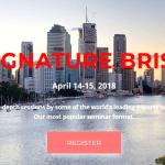 FTU Comes to Australia April 14-15, See You in Brisbane!
