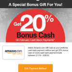 You Might Have Missed CouponCabin Cash Back Portal in Your Shopping, Check It Out for 20% Bonus Payouts via Amazon Gift Cards and More