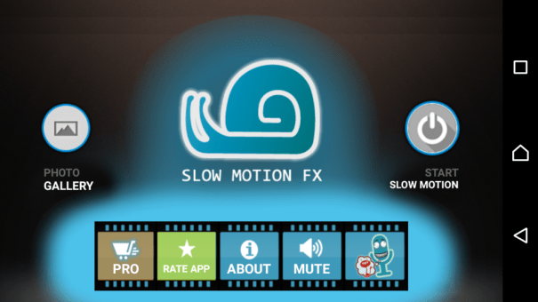 How To Record Android Slow Motion Video