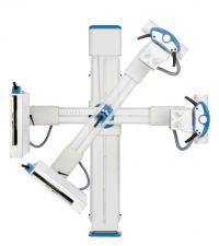 Viztek Digital X-Ray Straight Arm