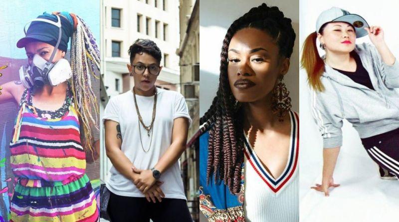 100 mulheres no Hip Hop que você não pode deixar de conhecer em 2018