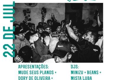 Festa PUNGA chega a sua 8ª edição, no próximo domingo, com DJ Will, Mude seus Planos e mais.