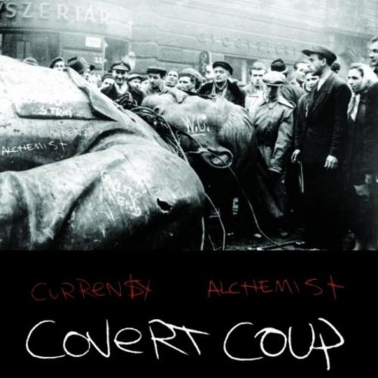 """""""Covert Coup"""", o meu álbum favorito de 2011"""