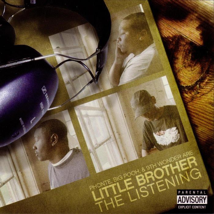 """The Listening"", meu álbum favorito de 2003"