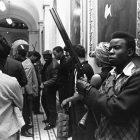 Black Panther Party, no Capitólio, em 1967